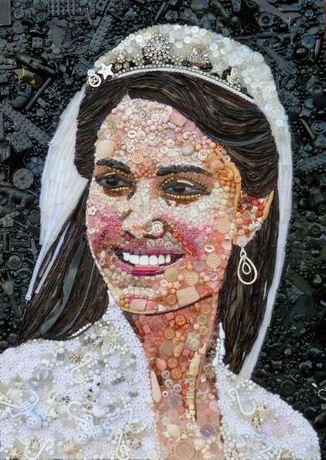 Çöpten Sanat Eserleri Üretildi 1