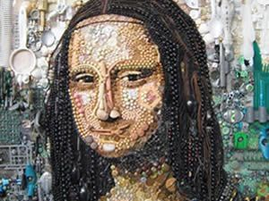 Çöpten Sanat Eserleri Üretildi