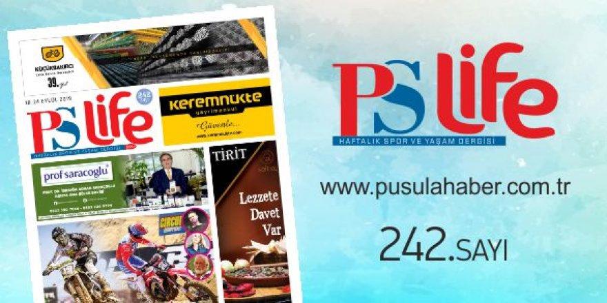 PS LİFE 242. SAYI