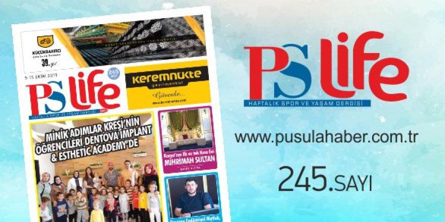 PS LİFE 245.SAYI