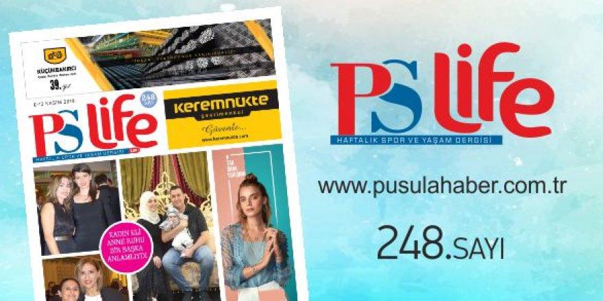 PS LİFE 248. SAYI