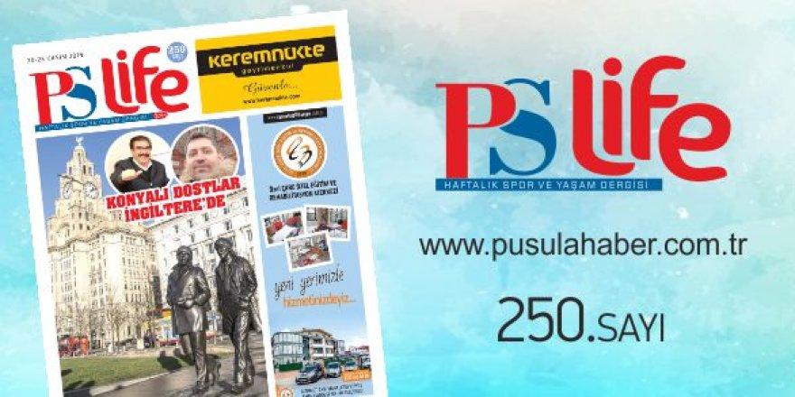 PS LİFE 250.SAYI