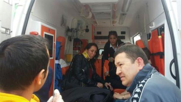 Ankara'da feci kaza 3 ölü 11