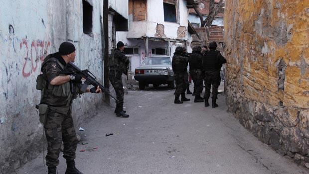 Ankara'da büyük uyuşturucu operasyonu 2