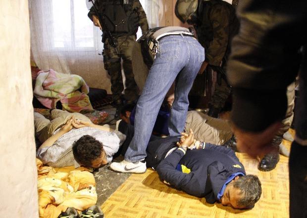 Ankara'da büyük uyuşturucu operasyonu 4