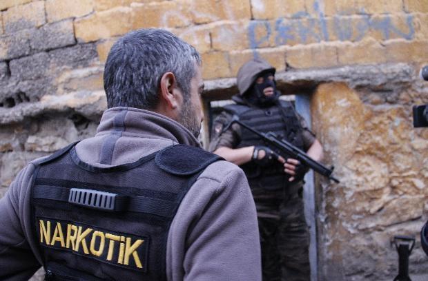 Ankara'da büyük uyuşturucu operasyonu 6