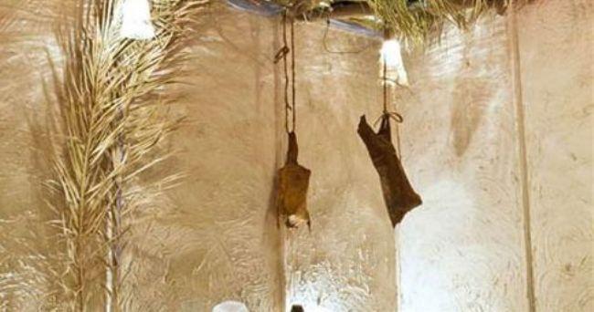 Hz. Muhammed'in Evi Böyleydi 11