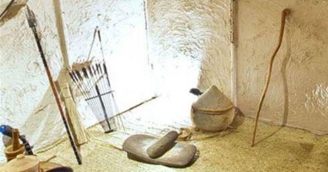 Hz. Muhammed'in Evi Böyleydi 13