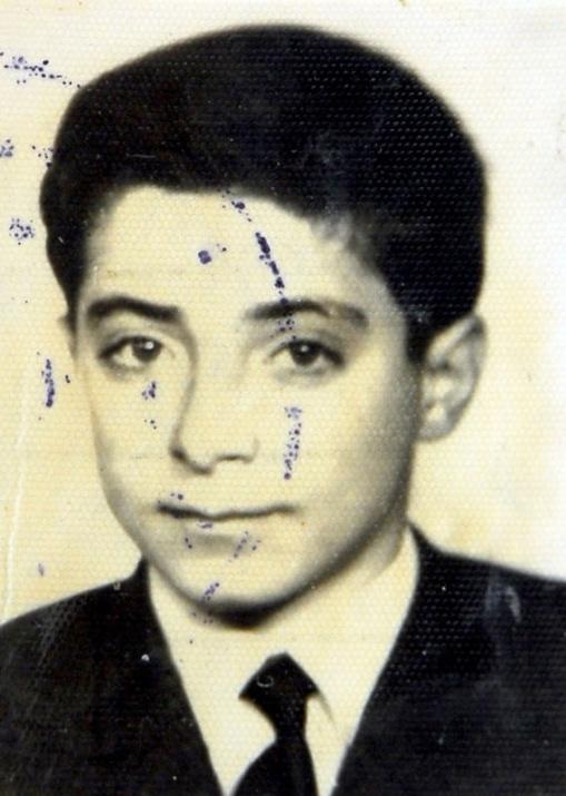 Başbakan ve Bakanların çocukluk fotoğrafları 12