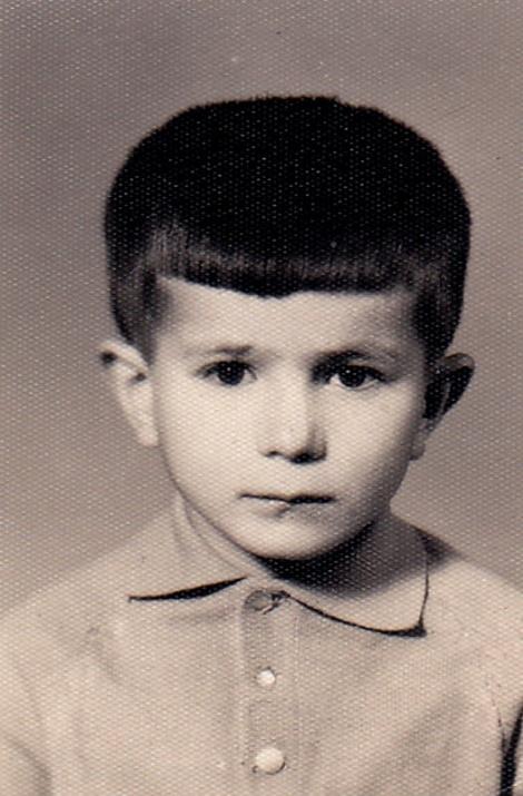 Başbakan ve Bakanların çocukluk fotoğrafları 15