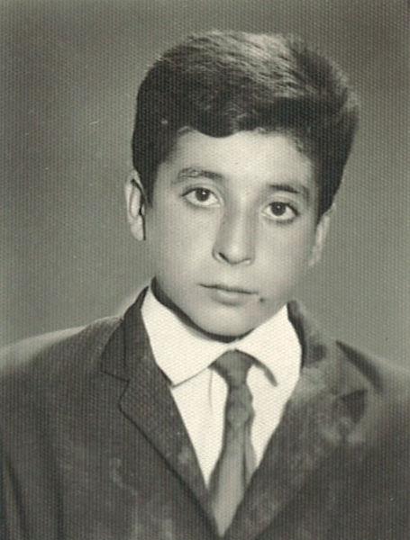 Başbakan ve Bakanların çocukluk fotoğrafları 21
