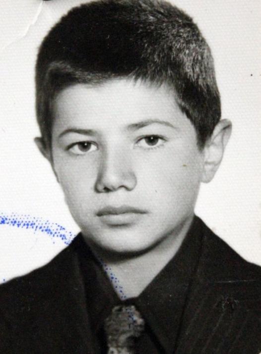 Başbakan ve Bakanların çocukluk fotoğrafları 24