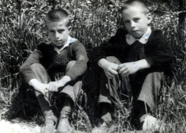 Başbakan ve Bakanların çocukluk fotoğrafları 32