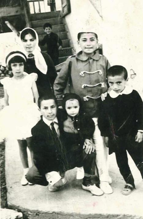 Başbakan ve Bakanların çocukluk fotoğrafları 37