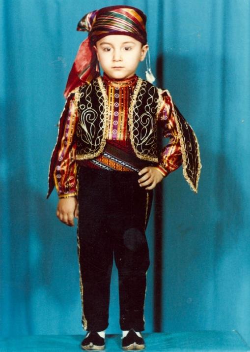 Başbakan ve Bakanların çocukluk fotoğrafları 5