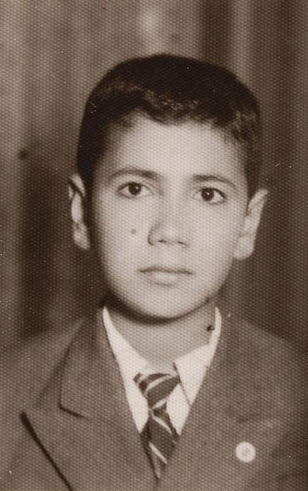 Başbakan ve Bakanların çocukluk fotoğrafları 9