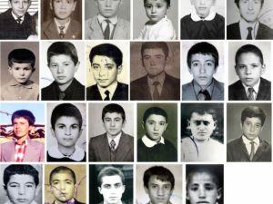 Başbakan ve Bakanların çocukluk fotoğrafları