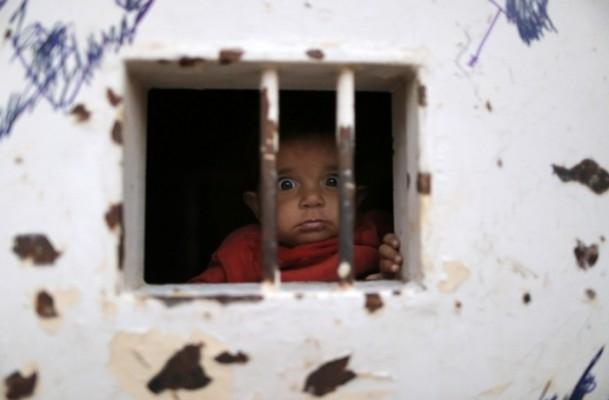 Özgürlüklerini Cezaevinde Arayan Çocuklar 1