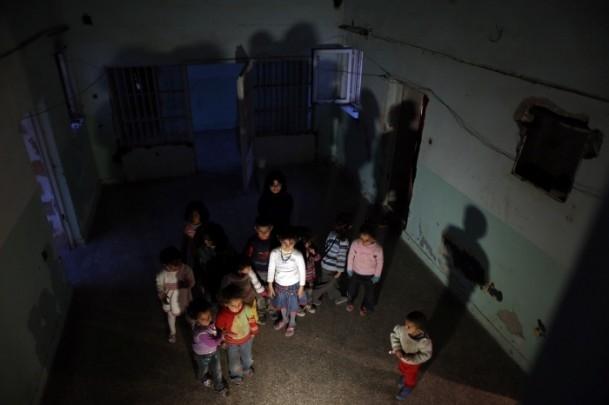 Özgürlüklerini Cezaevinde Arayan Çocuklar 10