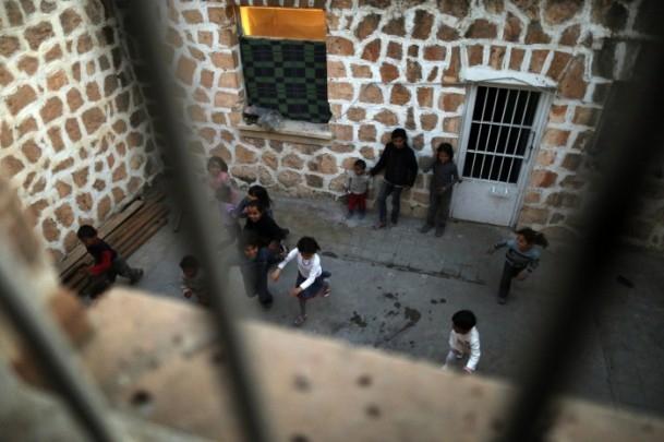 Özgürlüklerini Cezaevinde Arayan Çocuklar 12
