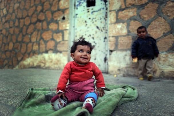 Özgürlüklerini Cezaevinde Arayan Çocuklar 7