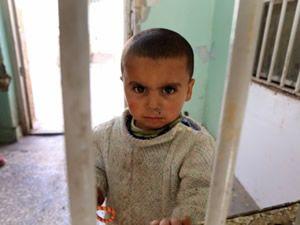 Özgürlüklerini Cezaevinde Arayan Çocuklar