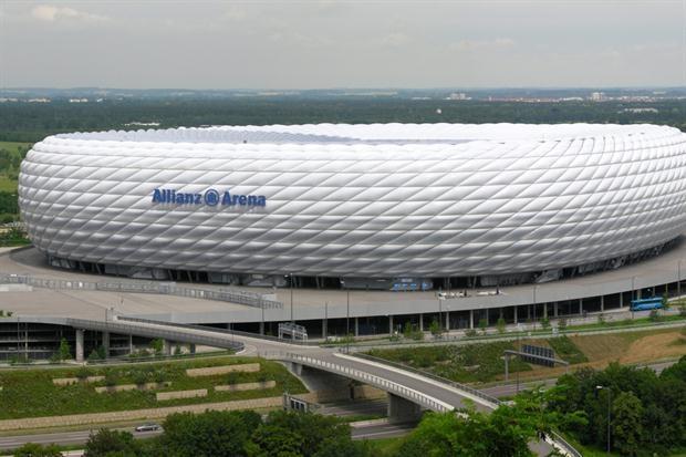 Dünyanın en ilginç stadyumları 11