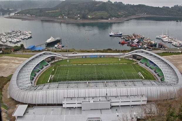 Dünyanın en ilginç stadyumları 5