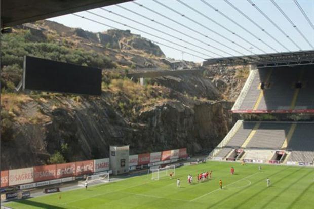 Dünyanın en ilginç stadyumları 8