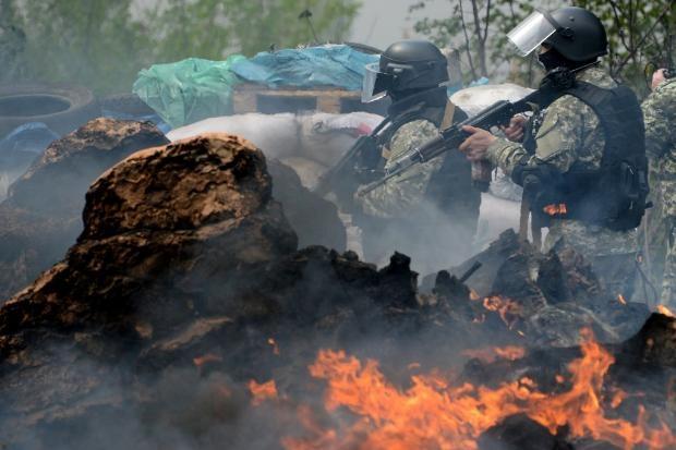 Ukrayna ordusu operasyon başlattı 11