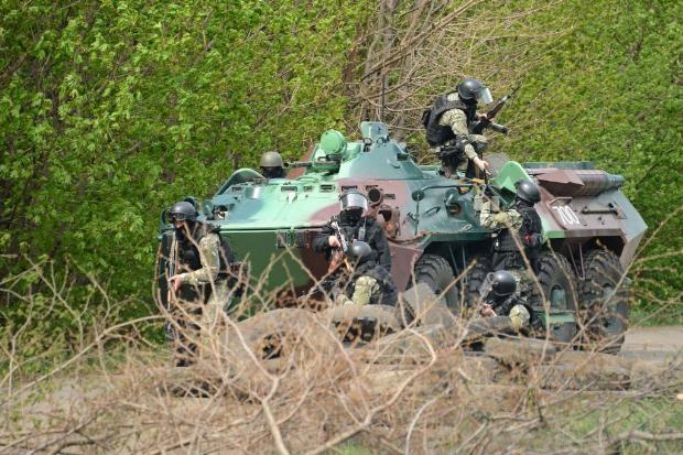 Ukrayna ordusu operasyon başlattı 12