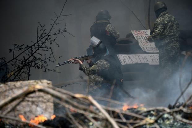Ukrayna ordusu operasyon başlattı 13