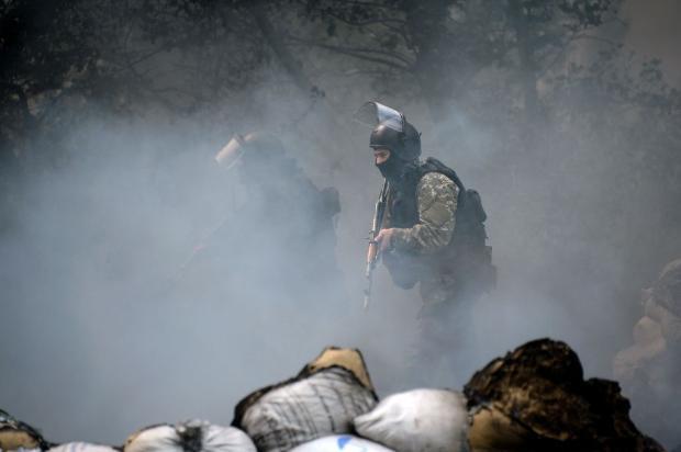 Ukrayna ordusu operasyon başlattı 14