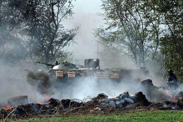 Ukrayna ordusu operasyon başlattı 15
