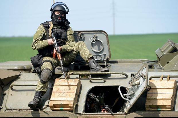 Ukrayna ordusu operasyon başlattı 16