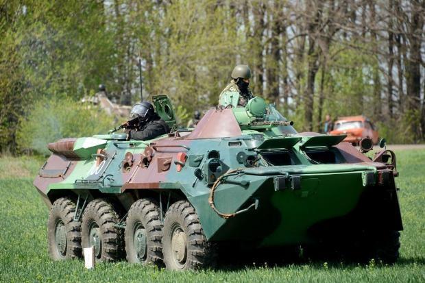 Ukrayna ordusu operasyon başlattı 17