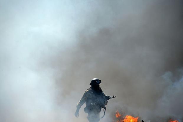Ukrayna ordusu operasyon başlattı 18
