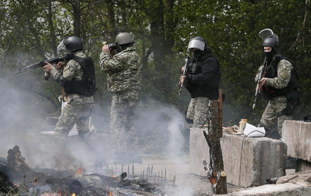 Ukrayna ordusu operasyon başlattı 23