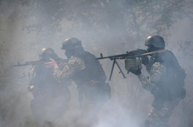 Ukrayna ordusu operasyon başlattı 3
