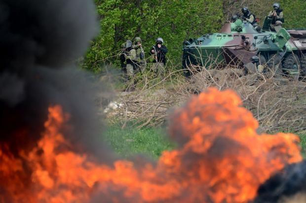 Ukrayna ordusu operasyon başlattı 4