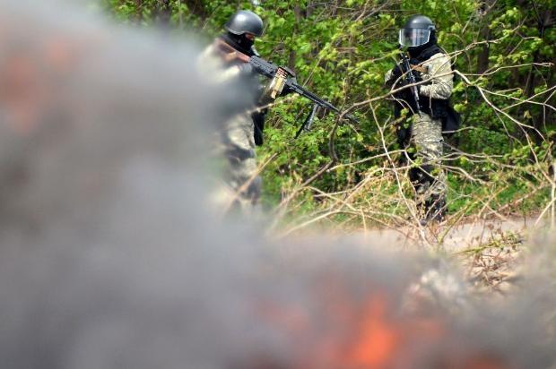 Ukrayna ordusu operasyon başlattı 5