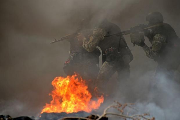 Ukrayna ordusu operasyon başlattı 6