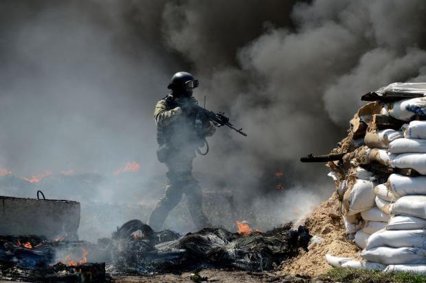 Ukrayna ordusu operasyon başlattı 8