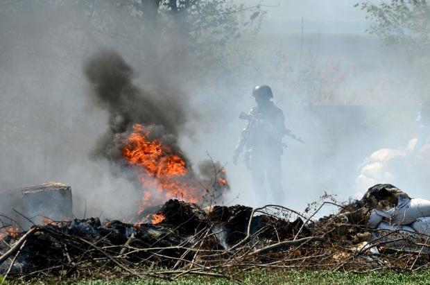 Ukrayna ordusu operasyon başlattı 9
