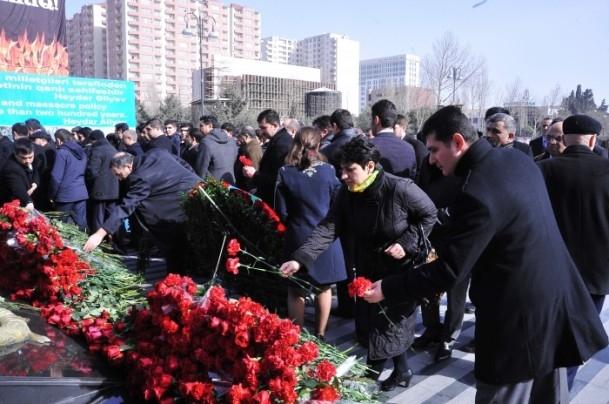 Hocalı Katliamı'nın 22. Yılı 5
