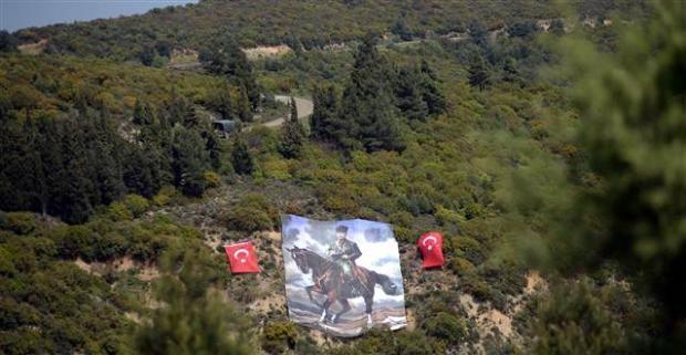 Çanakkale kara savaşlarının 99. yılı 14
