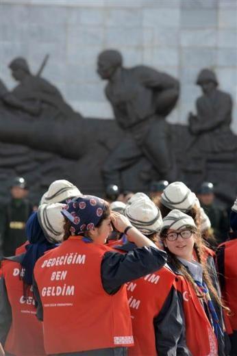 Çanakkale kara savaşlarının 99. yılı 31
