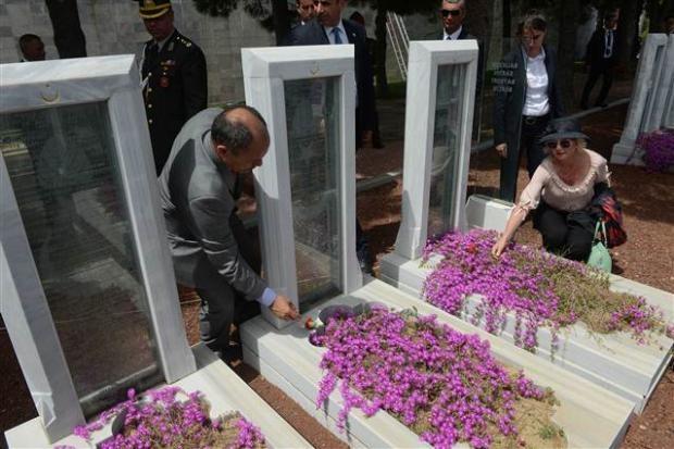 Çanakkale kara savaşlarının 99. yılı 60