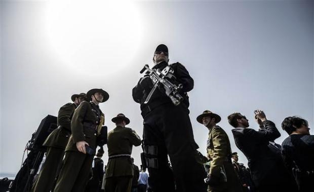 Çanakkale kara savaşlarının 99. yılı 75