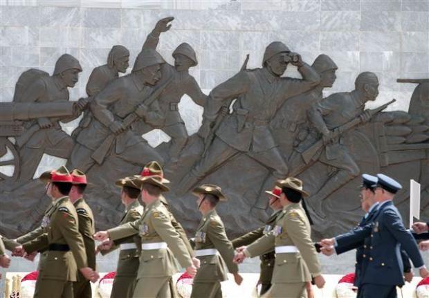 Çanakkale kara savaşlarının 99. yılı 78
